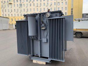 новый трансформатор ТМЗ-1000/10