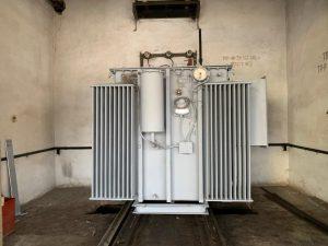 новый трансформатор в ТП фото